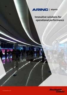 ARINC Airports Airport solutions brochure A4 EMEA