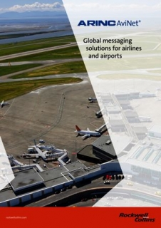 ARINC AviNet Messaging Solutions Brochure A4 EMEA